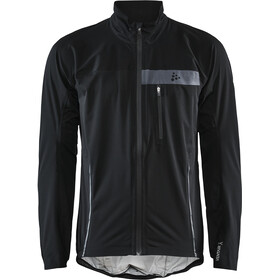 Craft Surge Rain Jacket Men, black